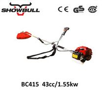 Hot selling brush cutter GASOLINE manual grass trimmer CE