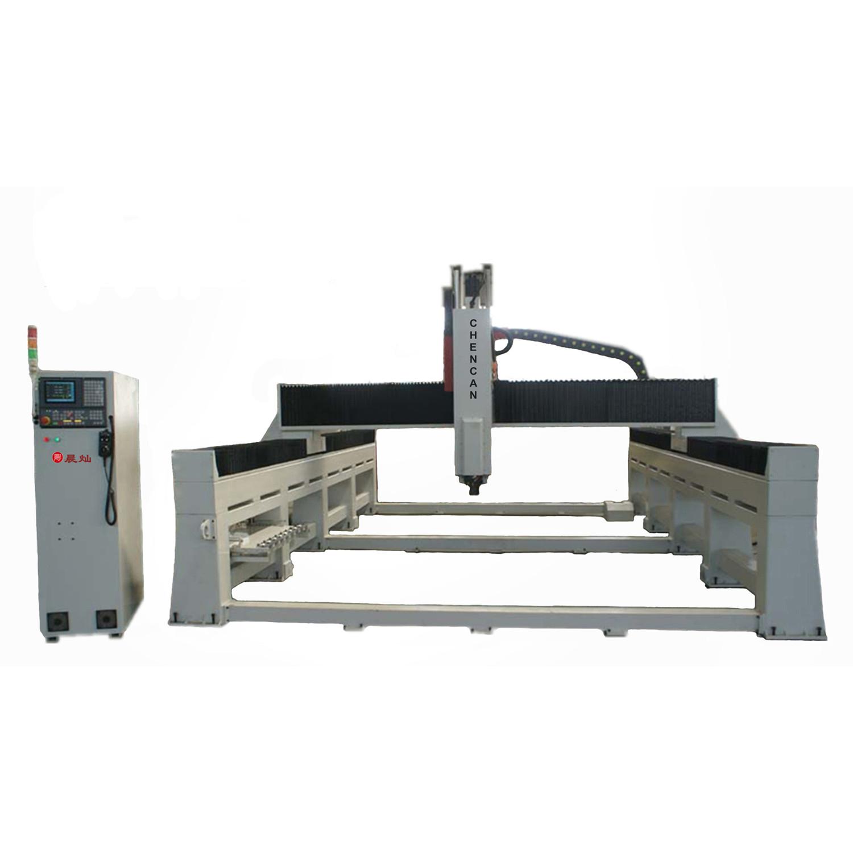 Auto-tool Changer Foam & Wood Mould CNC Machine--CC-BS3040BC