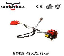 new business opportunity Showbull BC415 43cc brush cutter nylon trimmer head