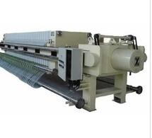 Automatic Membrane Chamber Filter Press Oil Press Machine