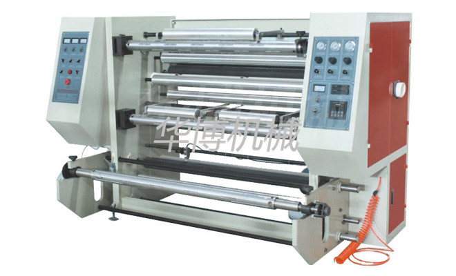 LFQ-A Series Vertical Automatic Slitting & Rewinding Machine
