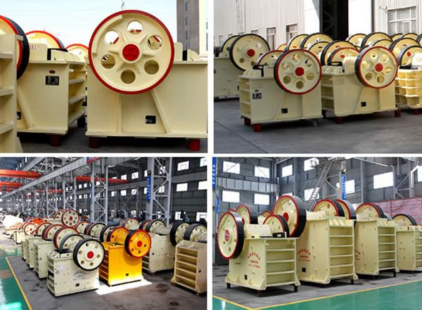 Factors for Working Efficiency of FTM Jaw Crusher