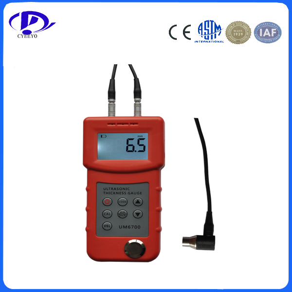 CY-UM6700 Ultrasonic Thickness Gauge