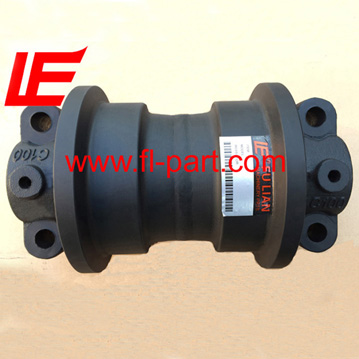 Excavator bottom roller PC100-2