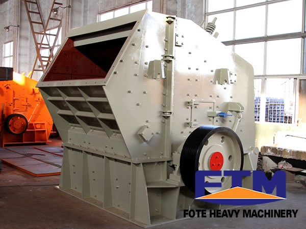 Role of Impact Crusher for Sand Production Line