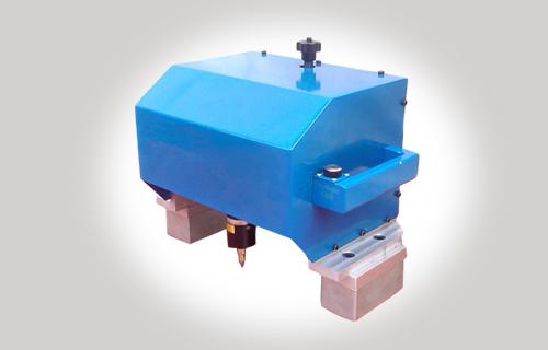 Переносная электрическая машина для изготовления марки