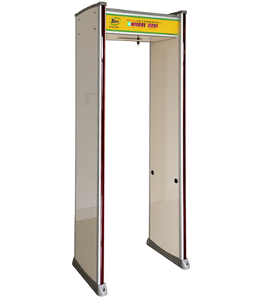 ETW-600B Walk Through Metal Detector