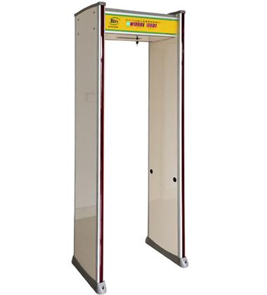 ETW-600B Walk Through Metal Detector
