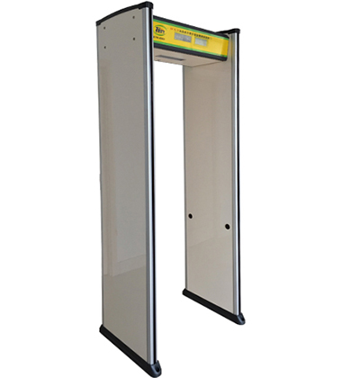 ETW-600D Walk Through Metal Detector