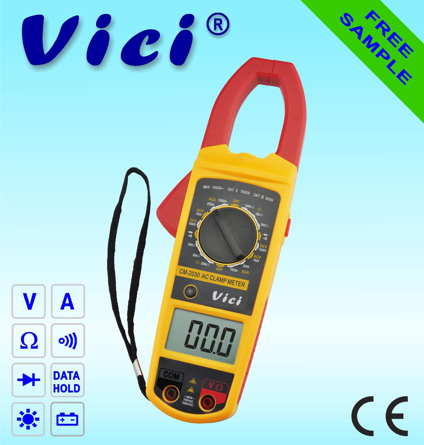 Digital Clamp Meters Cm 03 : Cm digital clamp meter equipmentimes