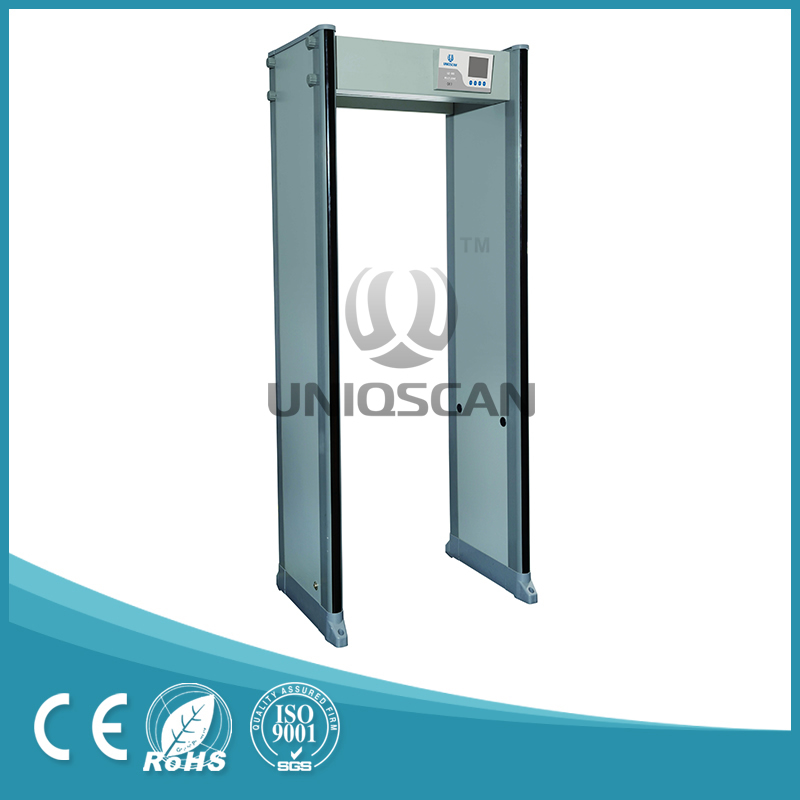 WALK THROUGH METAL DETECTOR UZ800