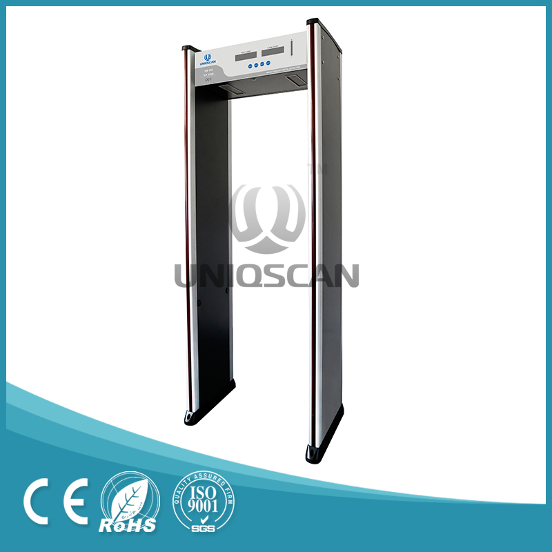 WALK THROUGH METAL DETECTOR UB500