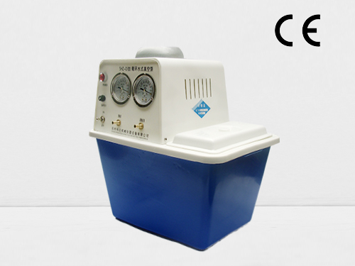 Table Model Circulating Water Vacuum Pump