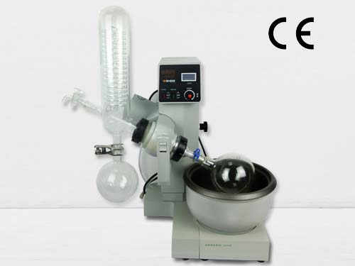 Electric lifting Chemical Rotary Evaporator Unit