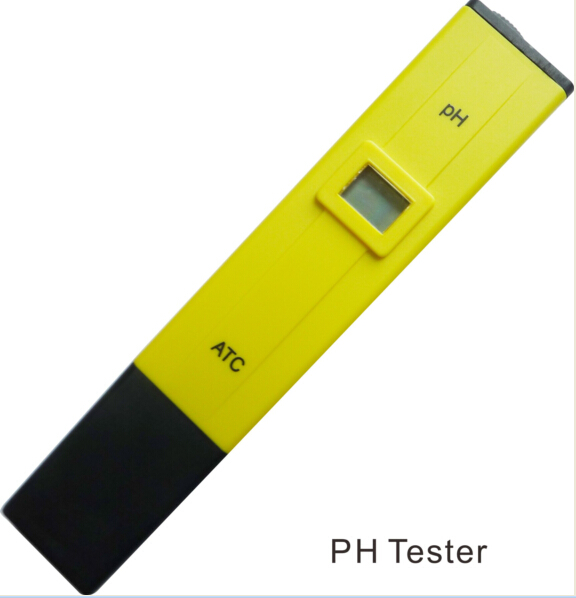 Pocket-sized Hand held PH Meter PH-107