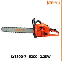 Protable 52CC chain saw spare parts chain saw 18