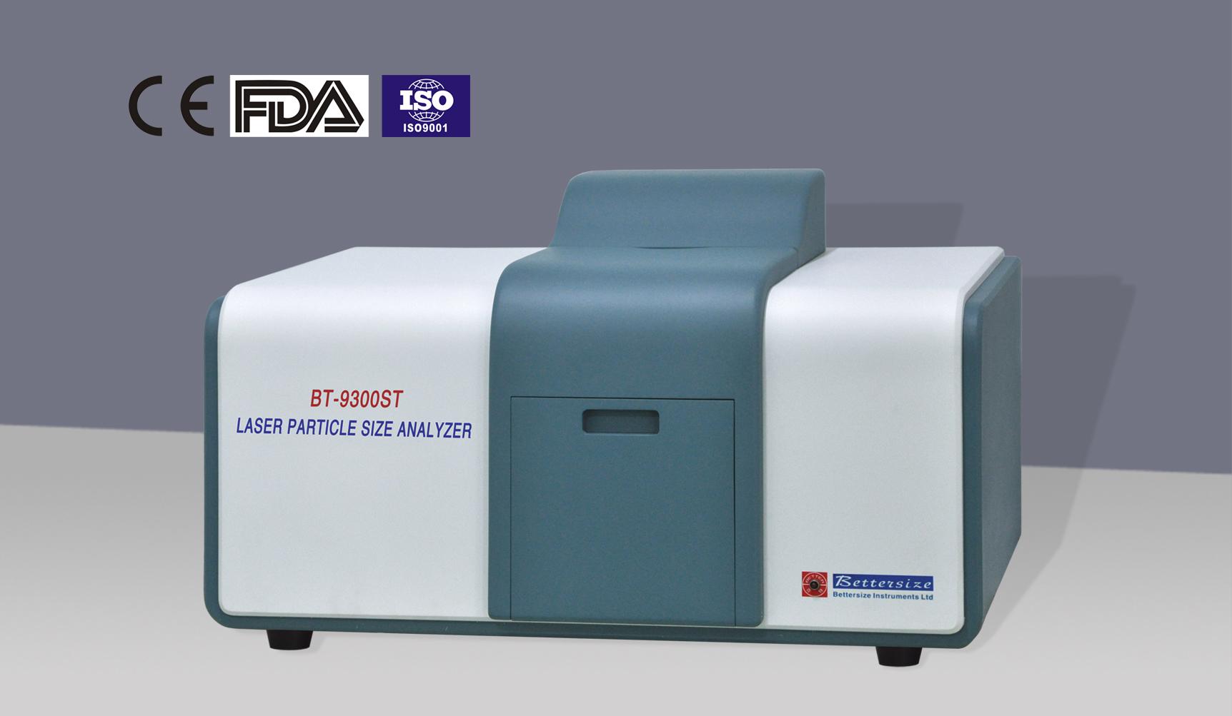 BT-9300ST Intelligent Laser Particle Size Analyzer