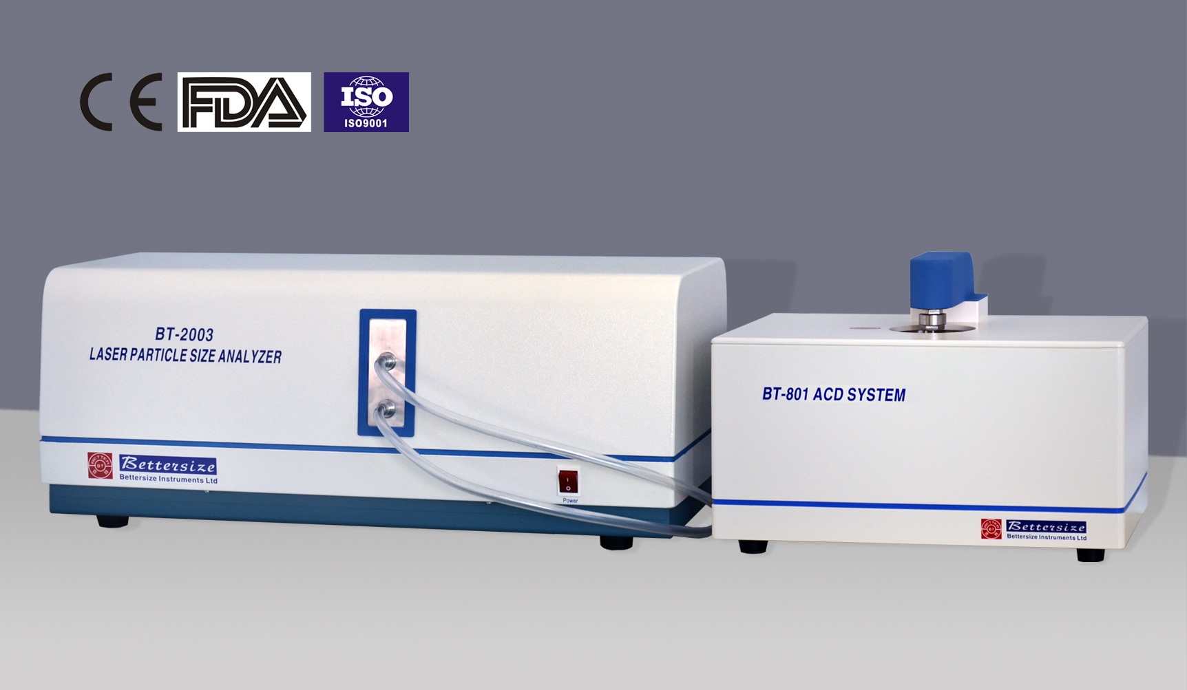 BT-2003 Laser Particle Size Analyzer