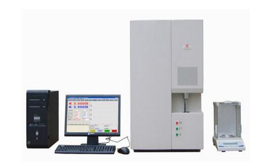 CS-910 HIGH-FREQUENCY INFRARED CARBON AND SULFUR ANALYZER