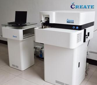 premium floor type direct reading spectrometer