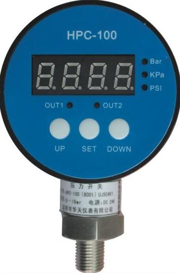 Vacuumatic pressure gauge for Hydraulic Pump  HPC-100