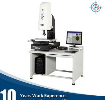 2D Maual video measurement instrument