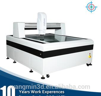 Large CNC measurement instrument