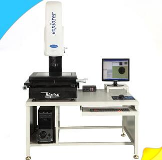 High precision & 2d cnc optical video measuring machine
