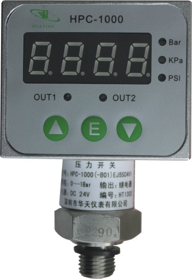 4-LED Pressure switch    HPC-1000