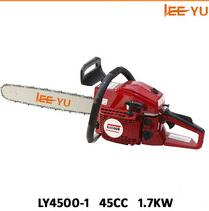 2015 45CC Gas chain saw 2 stroke 1.7w power
