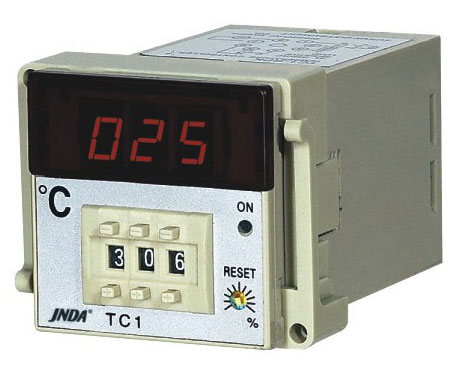 TC series electronic temperature controller TC1-DD