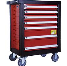 7 DRAWERS TOOL CABINET WITH TOOLS