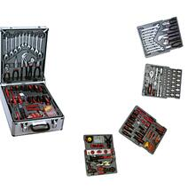 186pcs Alumimun Box Tool Set