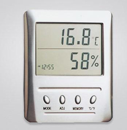 Humidity-Temperature Meter