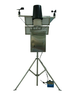 Portable Microclimate information meter NL-5/NL-5H