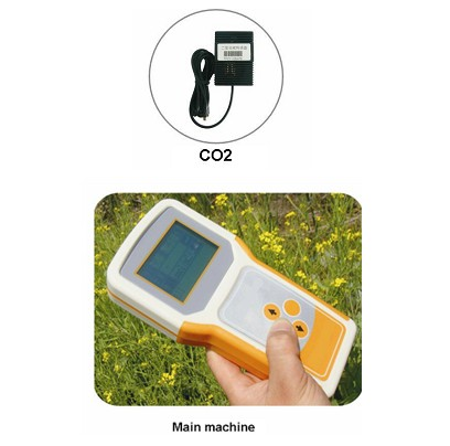 LCD soil temperature meter TPJ-21