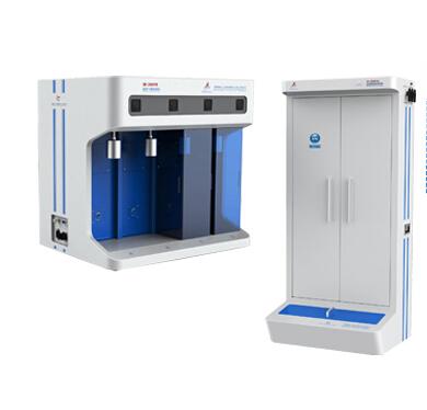 3 H-2000PW Multi-stations Gravimetric Method Steam Adsorption Instrument