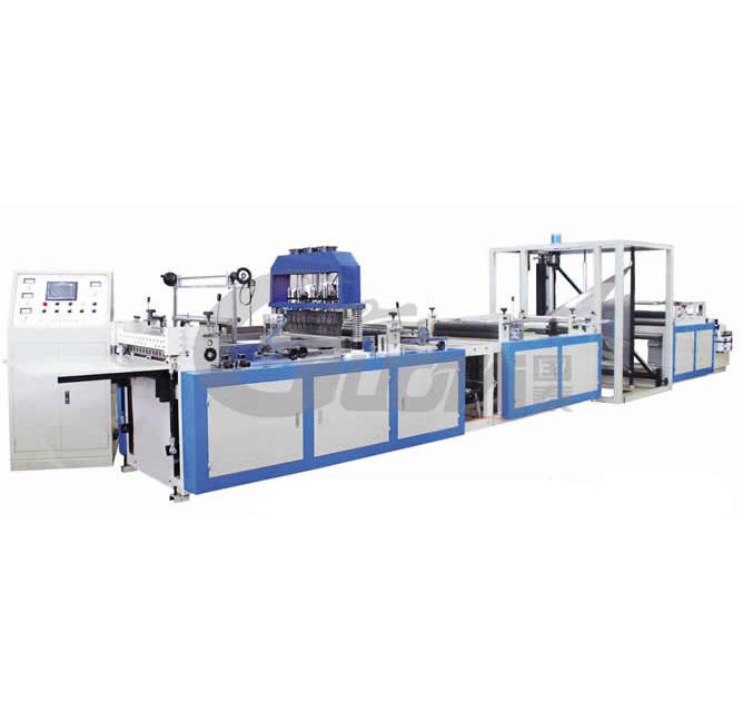 Полноавтоматический мешкоизготовитель нетканых материалов GT500/800