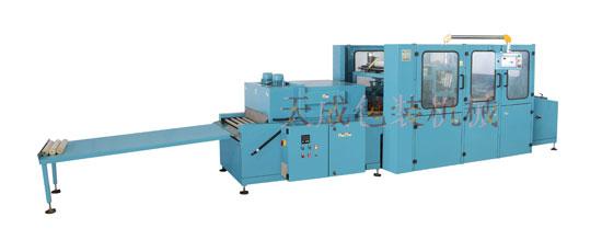 Полноавтоматическая многофункциональная упаковочная машина для обойной бумаги