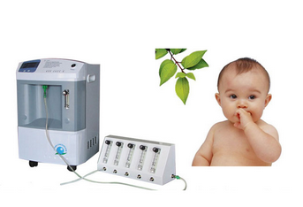 Pediatric Oxygen Concentrator