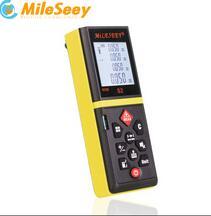 Laser Meter 60m OEM Laser Distance Meter Laser Rangefinder Yellow