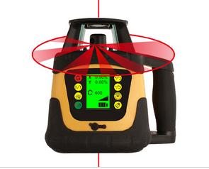 Rotating Laser  400HV