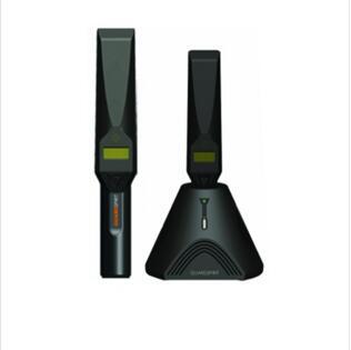 Detector de doble uso de mano