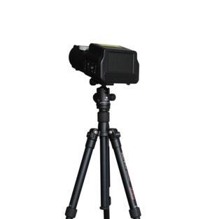 Instrumento para obtener evidencia de video para todo tiempo y a distancia por fluoroscopia de vidrio