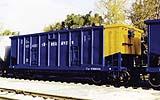 Hopper wagon