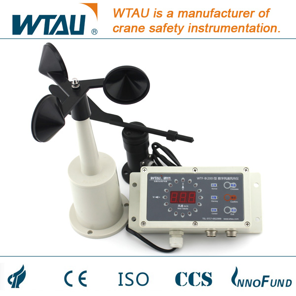 WTF-B200 Intelligent Digital Anemometer