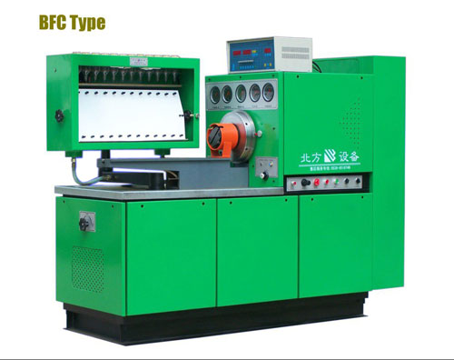 Diesel Fuel Injection Pump Test Bench 12PSB-BFC