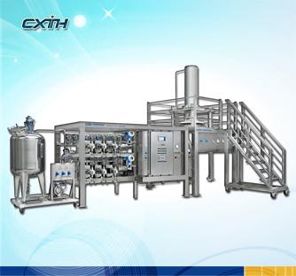 DAC800 Industrial Preparative HPLC