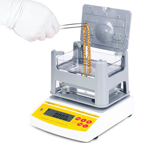 Gold and Silver Testing Machine