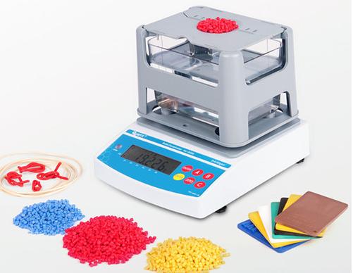 Digital Electronic Density Meter for Solids